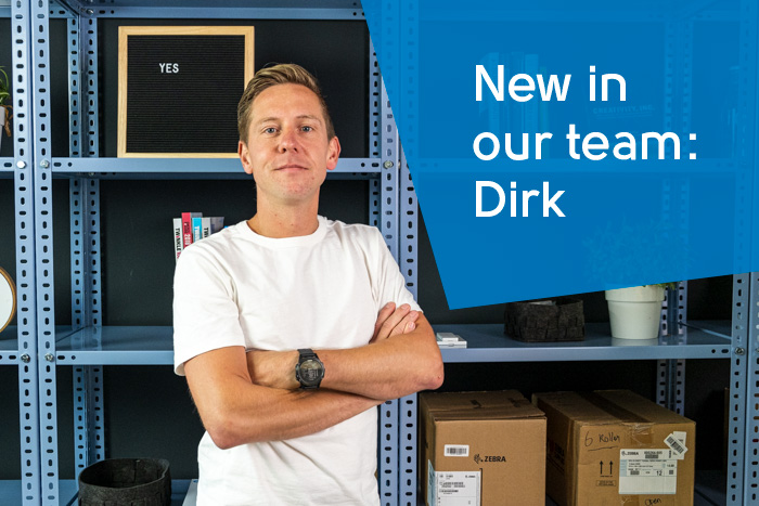 New in our Picqer team: Dirk