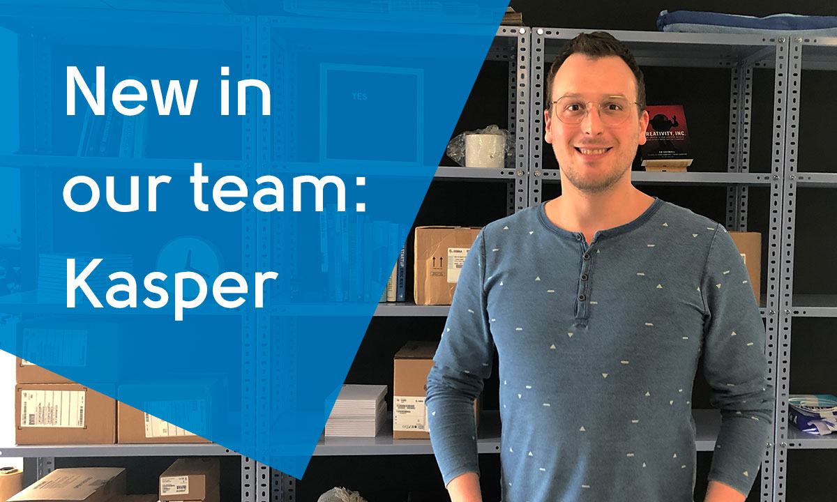 New in our team: Kasper