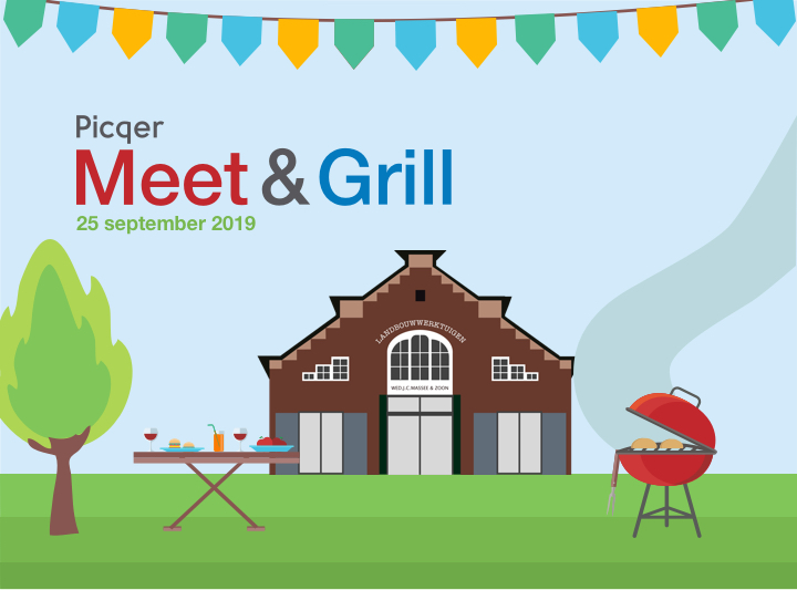 Picqer Meet & Grill 2019