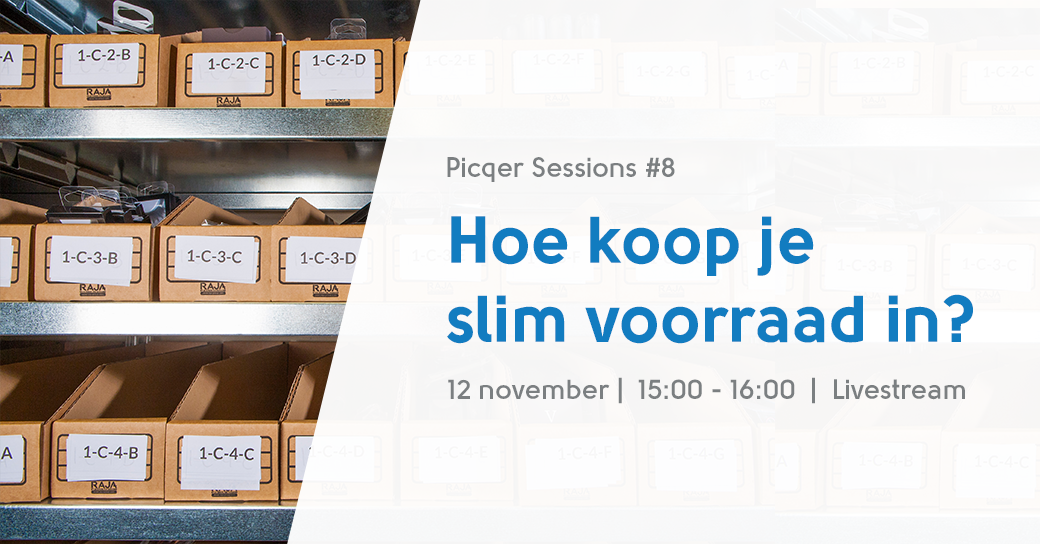 picqer session inkoop livestream