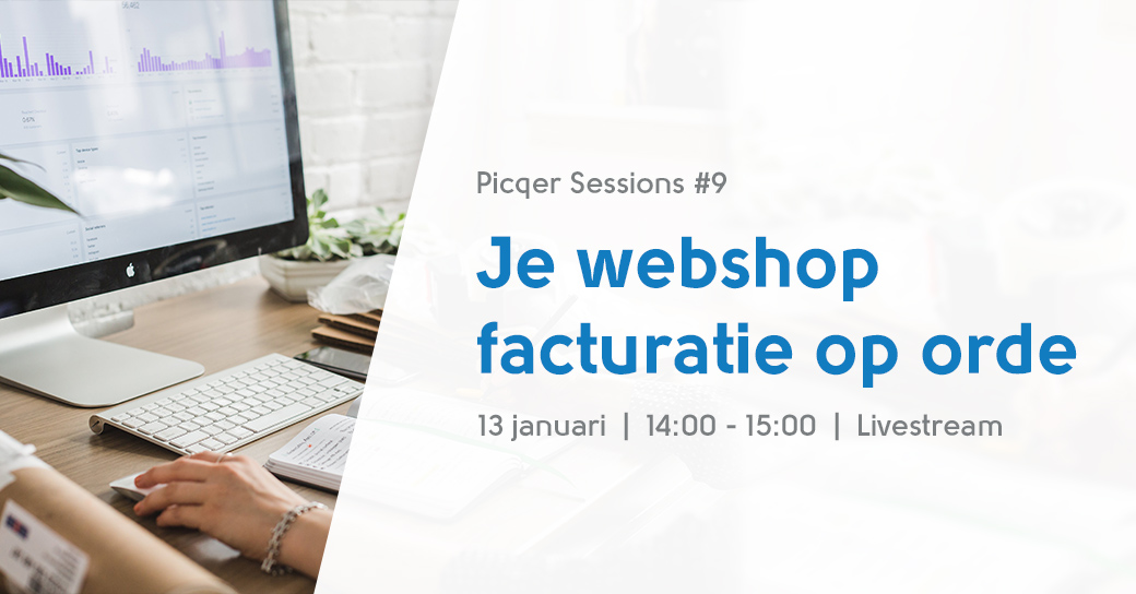 Picqer Sessions facturatie